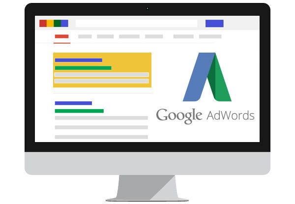 Posicionamiento web SEM Google Adwords Madrid