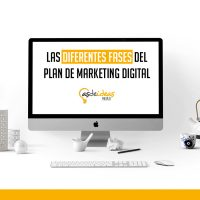 Las diferentes fases del plan de marketing digital