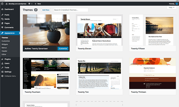 Temas responsive de wordpress